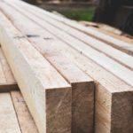 קורות עץ לבנייה